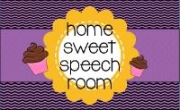 Home Sweet Speech Room