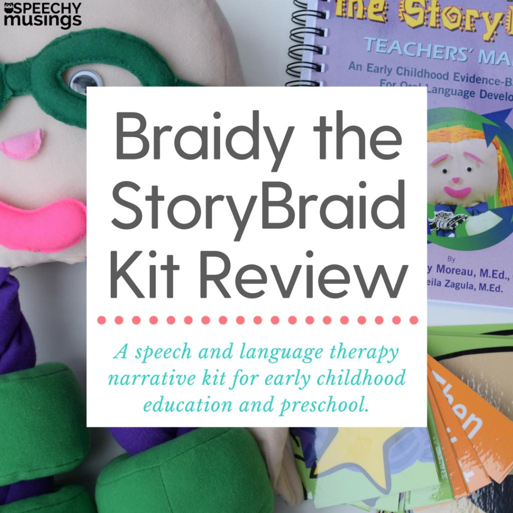 Braidy the StoryBraid kit