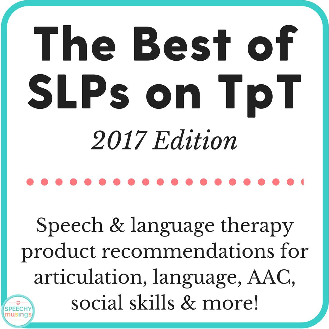 SLPs on TpT