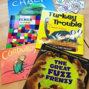 books for teaching story grammar